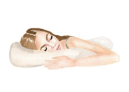 Blissful Breasts   Billow Pillow